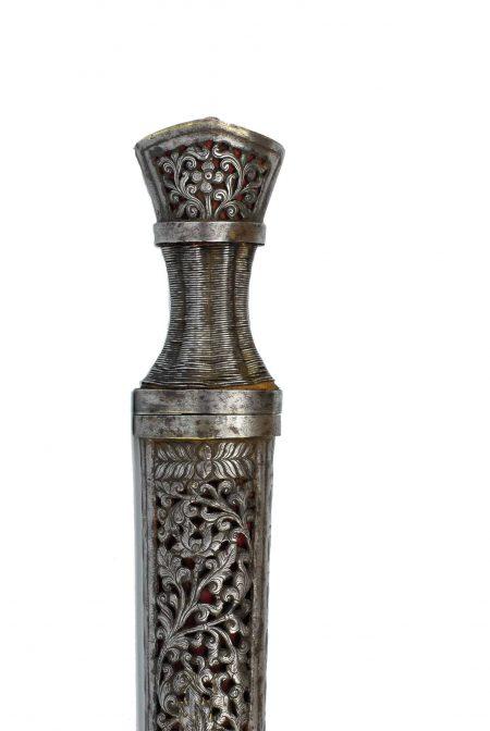 A Tibetan Patag sword