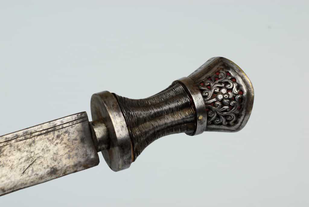 A 19th century Tibetan Patag sword