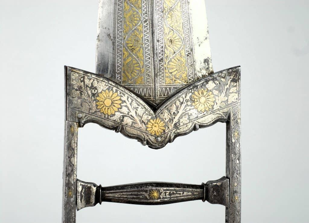 A North Indian Scissor Katar, 19th century