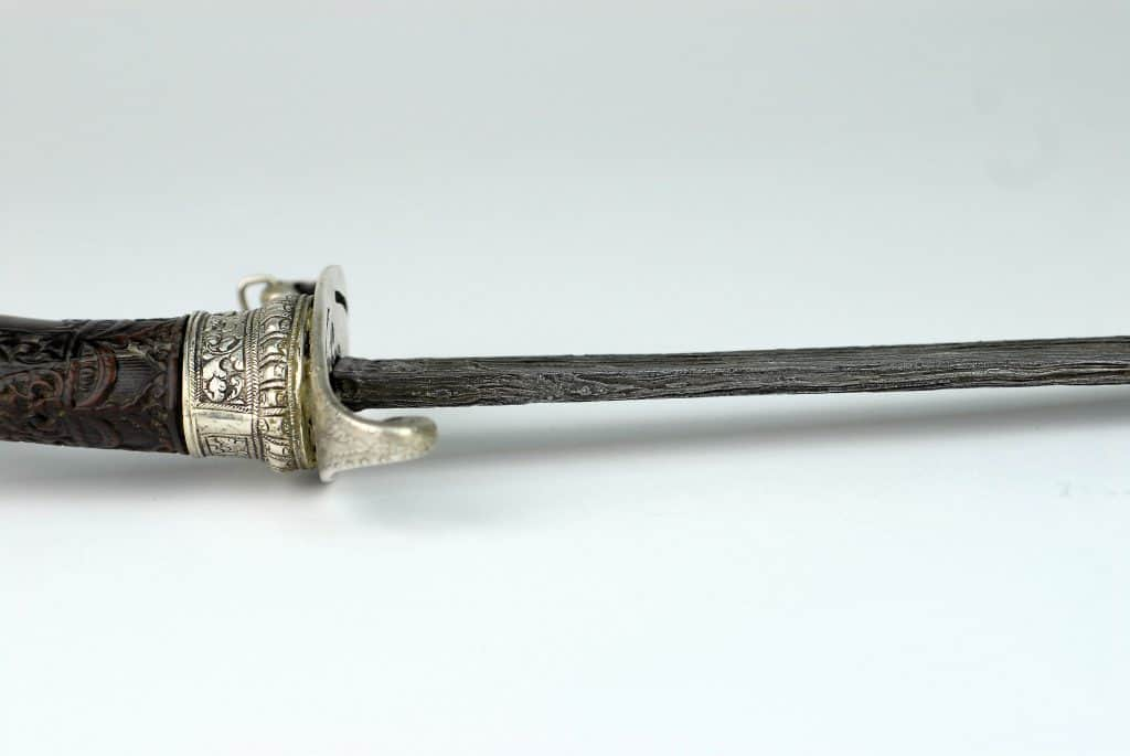 A fine Javanese Court sword, 19th century