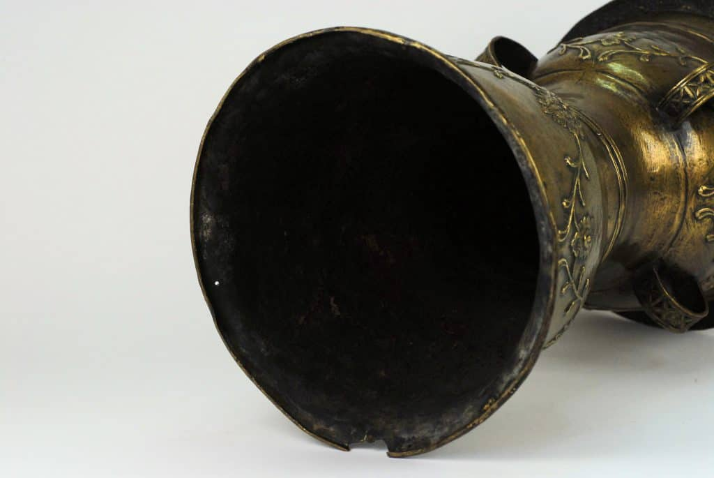 A type III Moko drum from Alor, early 20th century.