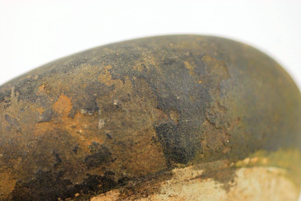 An Ankor Khmer empire jar. 12th/13th century