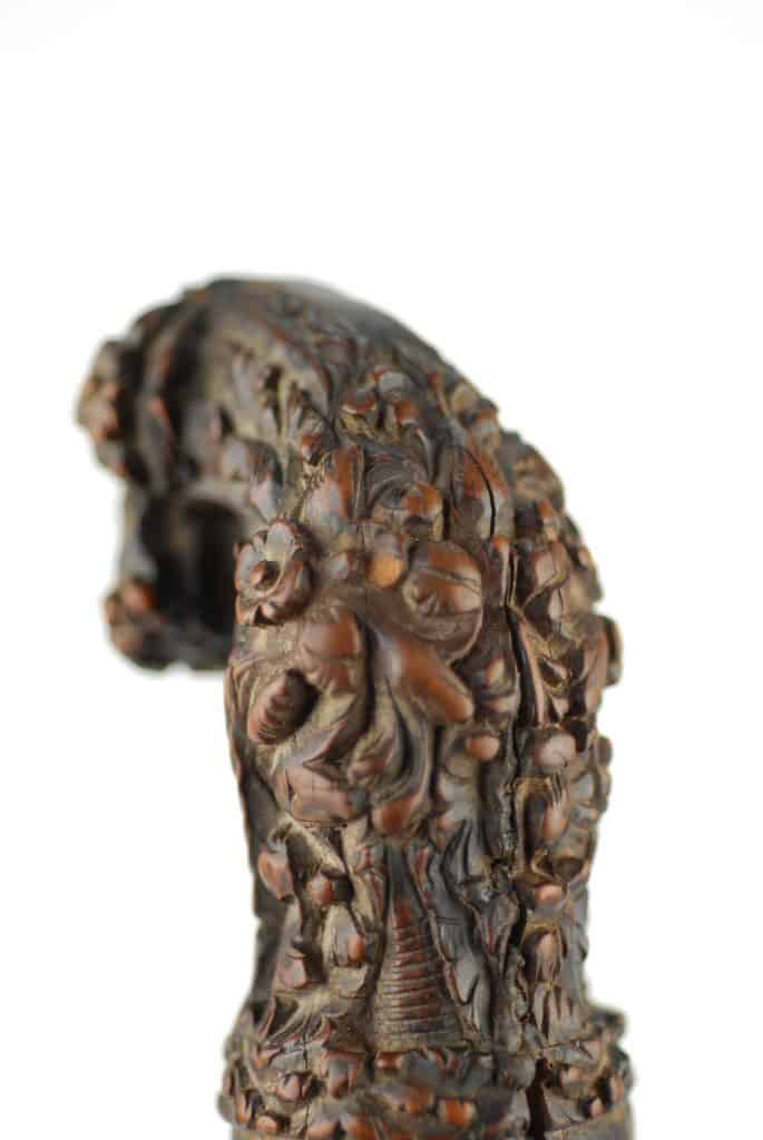 A Fine Antique Madura Keris with Adeg pamor