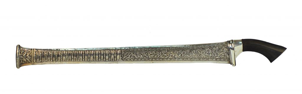 A princely silverclad Preanger Gobang Bandung