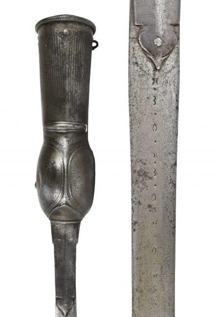 A 17th century 'Pata' Gauntlet Sword