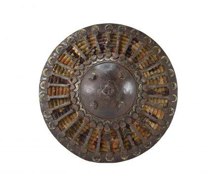 An ottoman kalkan shield, 18th century